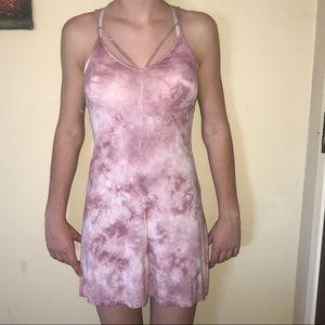 Tie dye dress!